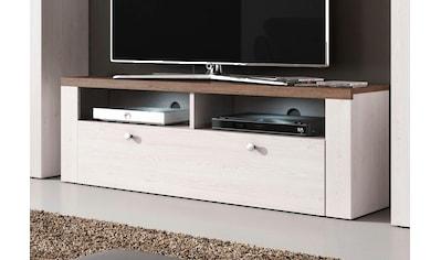 TRENDMANUFAKTUR Lowboard »Larona«, Breite 140 cm kaufen