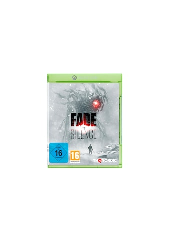 Fade to Silence, THQ kaufen