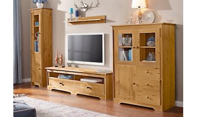 Trendige Wohnwand Furs Wohnzimmer Quelle