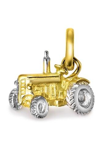 Anhänger 750/18 K Gelbgoldfarben Traktor kaufen