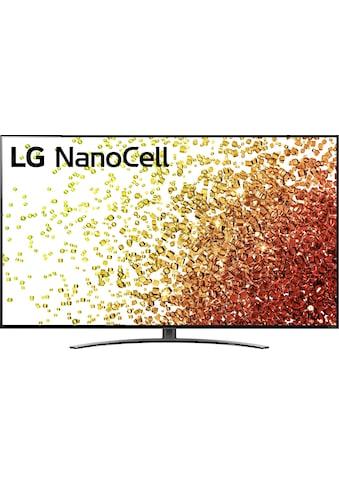 "LG LCD-LED Fernseher »65NANO919PA«, 164 cm/65 "", 4K Ultra HD, Smart-TV, NanoCell kaufen"