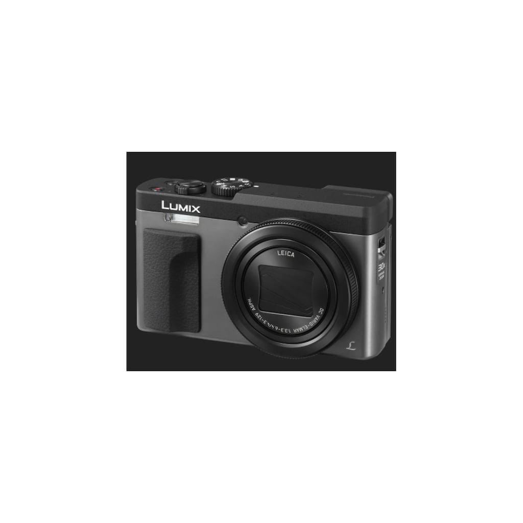 Panasonic Kompaktkamera »Fotokamera Lumix DC-TZ91EG-S«