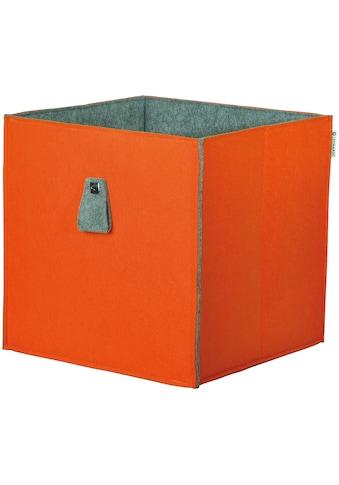 Phoenix Aufbewahrungsbox »Atlanta«, (1 St.), B/H/T: 34 x 34 x 34 cm kaufen