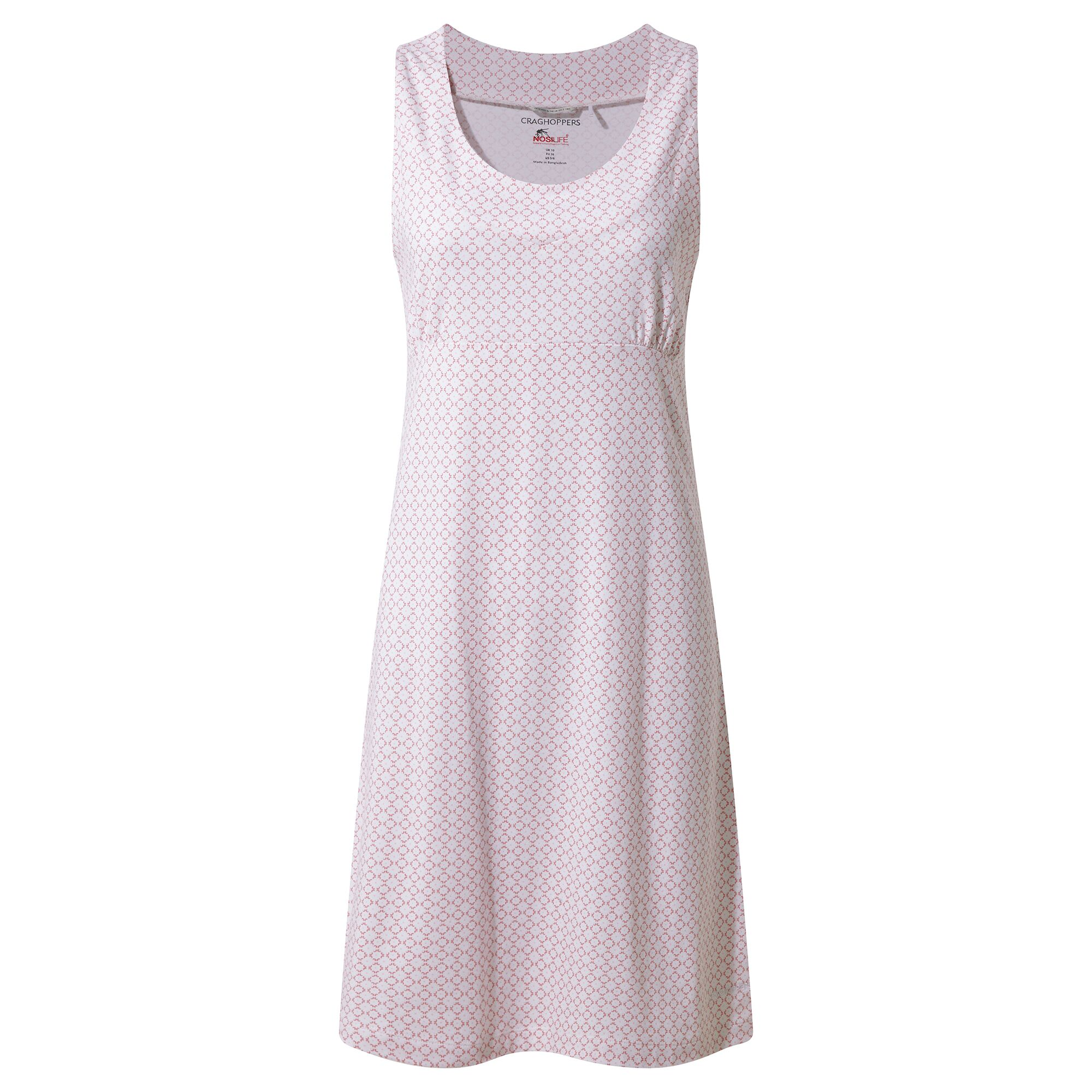 Image of Craghoppers A-Linien-Kleid »Damen Kleid NosiLife Sienna«