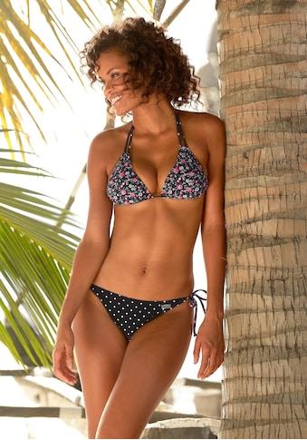 Buffalo Bikini-Hose »Evi«, mit seitlichen Bindebändern kaufen