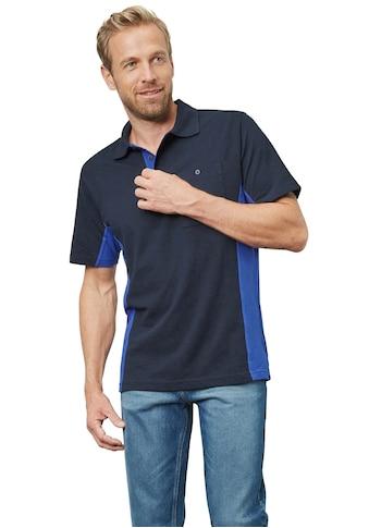 PIONIER WORKWEAR Poloshirt-Piqué 2-farbig kurzarm kaufen