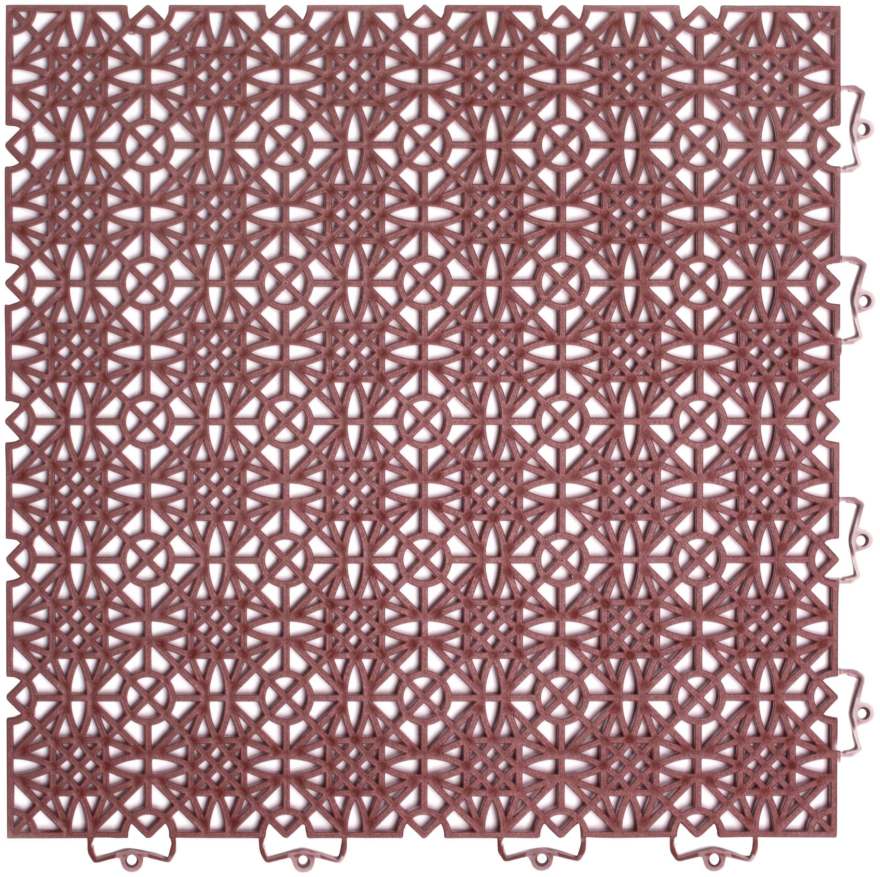 Image of ANDIAMO Klick-Fliesen »Terra Sol«, 38 cm x 38 cm, 5 qm² insgesamt