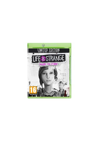 Life is Strange: Before the Storm  -  Limited Edition, Square Enix kaufen