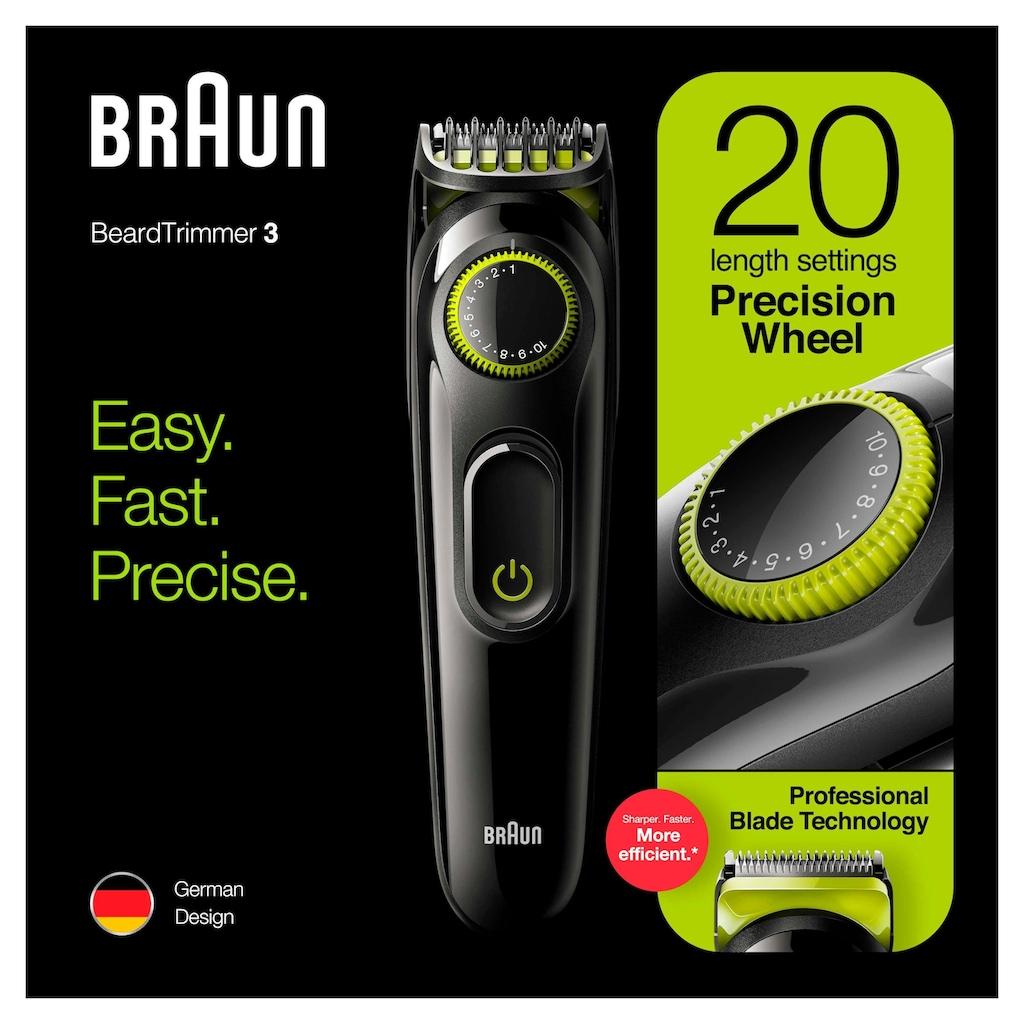 Braun Bartschneider »BT3221«, 1 Aufsätze