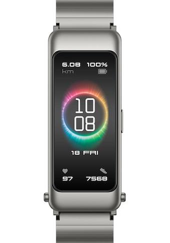 Huawei Smartwatch »TalkBand B6 Elite«, ( Huawei Lite OS 24 Monate Herstellergarantie) kaufen