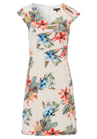 MORE&MORE Flower Print Cotton Dress Active kaufen