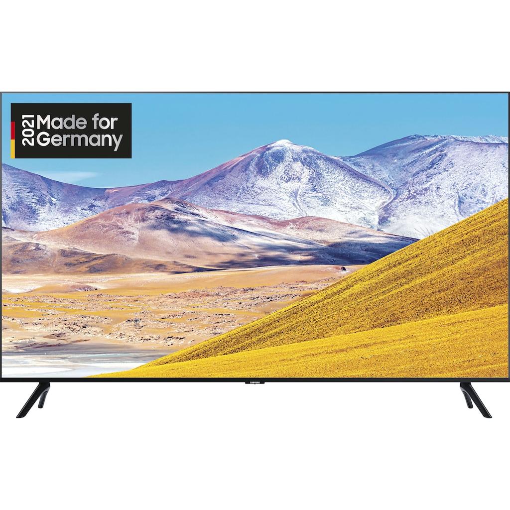 "Samsung LED-Fernseher »GU55TU8079U«, 138 cm/55 "", 4K Ultra HD, Smart-TV"