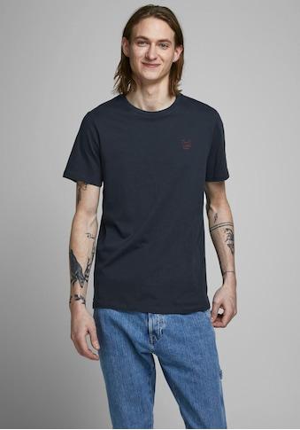 Jack & Jones T-Shirt »DENIM LOGO TEE« kaufen