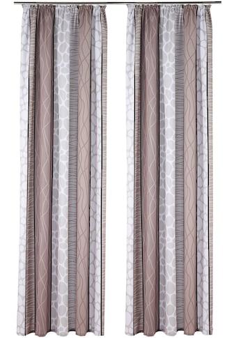Vorhang, »Gosen«, my home, Kräuselband 2 Stück acheter