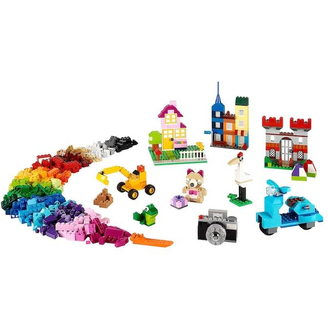 """LEGO® Konstruktionsspielsteine """"Grosse Steine-Box (10698), LEGO® Classic"""", Kunststoff, (790-tlg.)"""