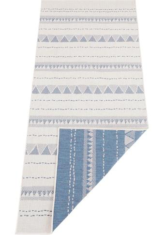 Läufer, »Bahamas«, bougari, rechteckig, Höhe 5 mm, maschinell gewebt kaufen