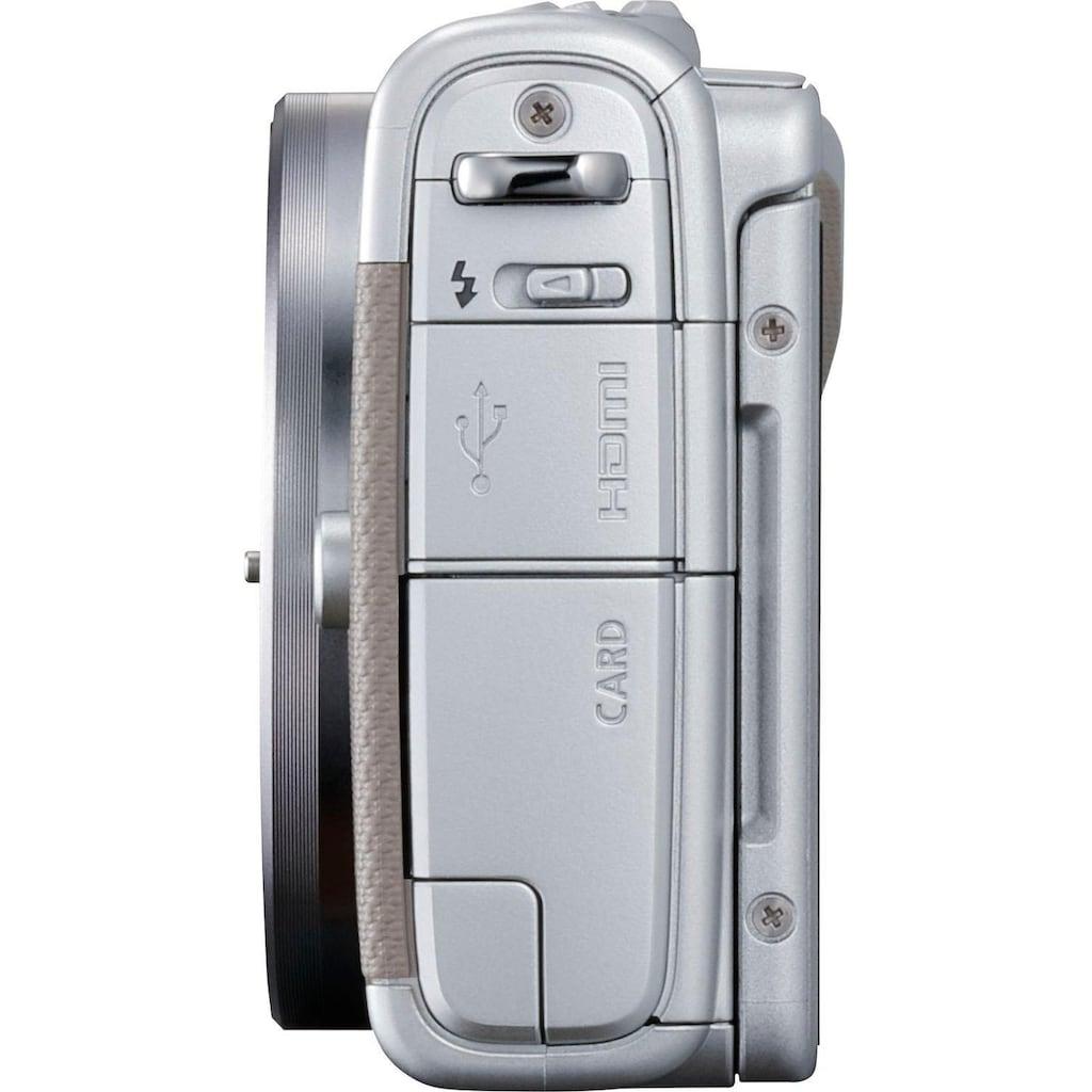 Canon Systemkamera-Body »EOS-M100BODY EU26«, NFC-WLAN (Wi-Fi)-Bluetooth