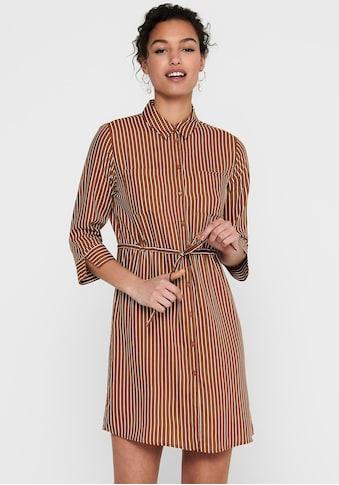 Only Blusenkleid »ONLTAMARI«, aus weich gewebter Viskose kaufen