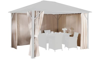 KONIFERA Seitenteile für Pavillon »Aruba«, 4 Stk., für »Aruba« 300x365 cm kaufen
