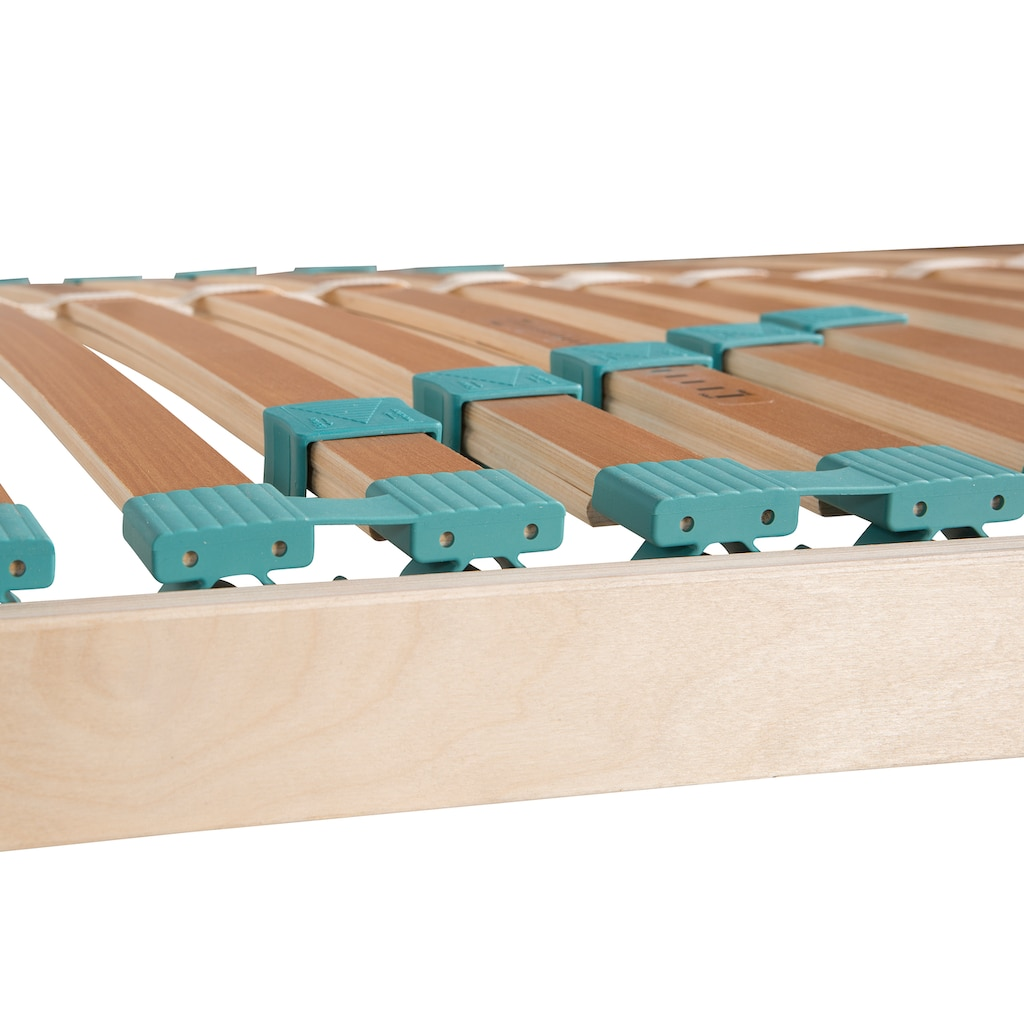 Beco Lattenrost »Sanalux NV«, 28 Leisten, Kopfteil nicht verstellbar, Unser Klassiker