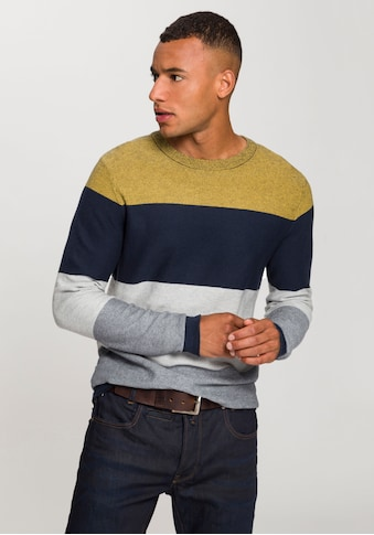 Jack & Jones Streifenpullover »Jorflame Knit« kaufen