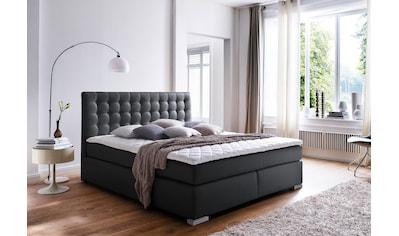 meise.möbel Boxspringbett, wahlweise mit Bettkasten kaufen