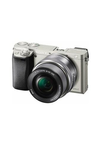 Sony Systemkamera »Alpha 6100 Kit 16-50« kaufen