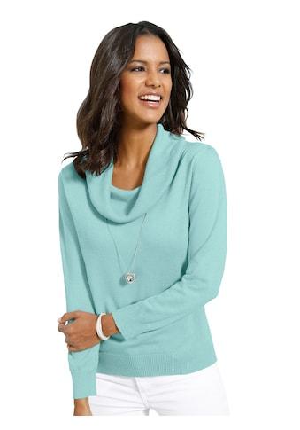 Alessa W. Wasserfallpullover »Pullover« kaufen