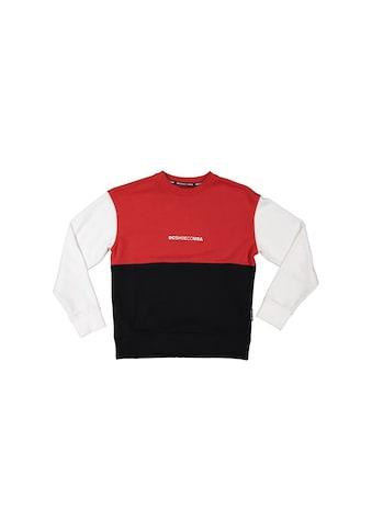 DC Shoes Sweatshirt »Kirtland« acheter