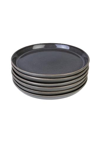 Speiseteller »Ø 27 cm 6 Stück,«, Backofentauglich, mikrowellengeeignet,... kaufen