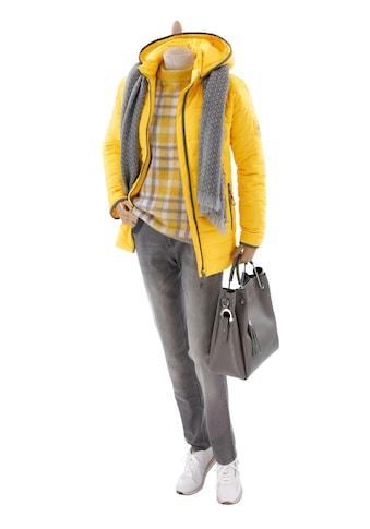 Casual Looks Jacke mit kontrastfarbenen Details kaufen