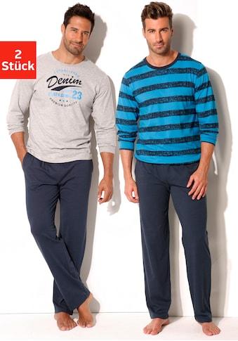 H.I.S Pyjama (2 Stück) kaufen