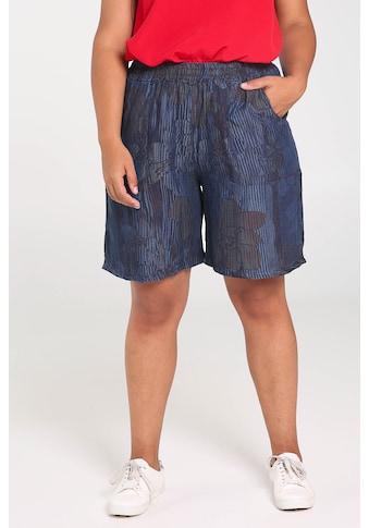 Paprika Shorts »geblümt keine casual« kaufen
