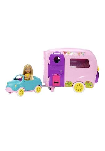 Barbie Spielfigur »Chelsea mit Camper« kaufen