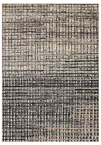 Arte Espina Teppich »Topaz 5400«, rechteckig, 13 mm Höhe, handgeknüpft, mit hohem Seidenanteil, Wohnzimmer kaufen
