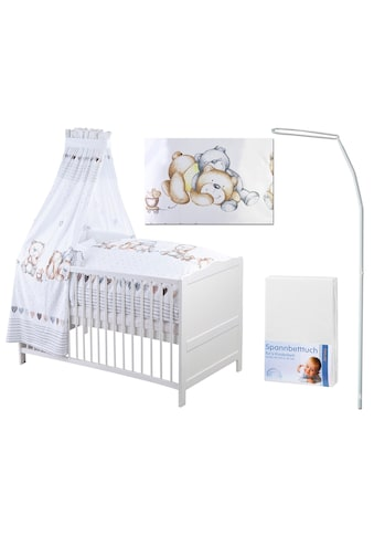 Bett - Set, »Jan Schmusebär«, Zöllner, (Spar - Set) kaufen