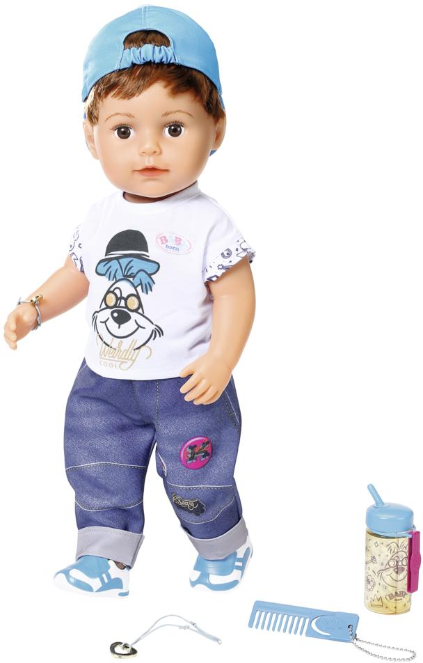 """Image of Baby Born Babypuppe """"BABY born® Soft Touch Brother, 43 cm"""""""