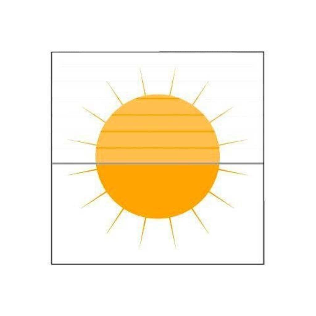 Plissee nach Mass, »Young Style Taft Perlex«, sunlines, Lichtschutz, ohne Bohren, verspannt