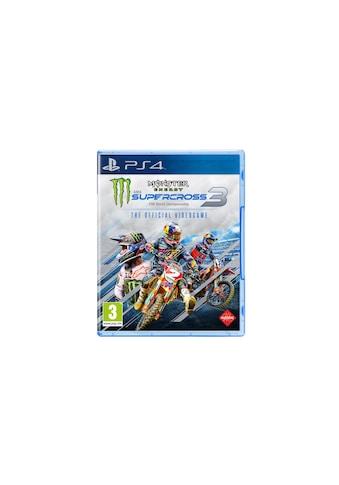 Spiel »Monster Energy Supercross 3«, PlayStation 4 kaufen