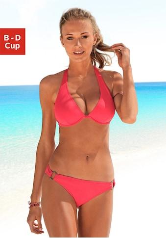 Chiemsee Bügel-Bikini, mit silberfarbennem Zierring kaufen