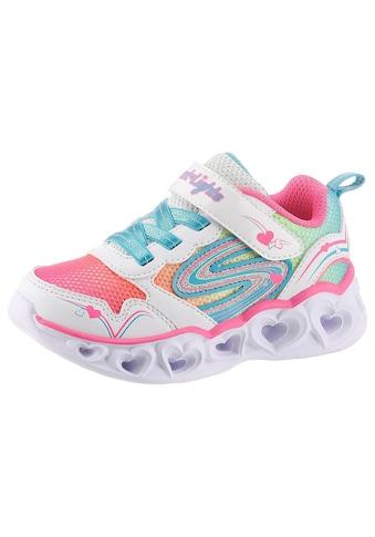 Skechers Kids Sneaker »Blinkschuh Heart Lights« kaufen