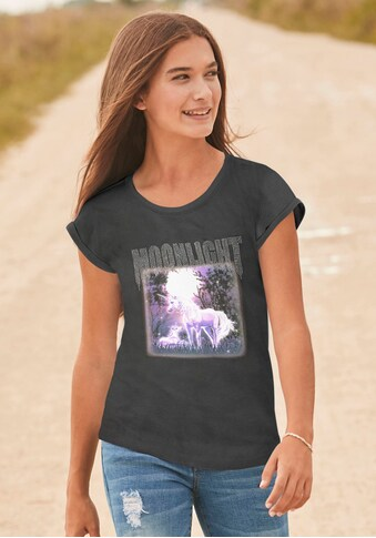 Arizona T-Shirt »MOONLIGHT«, in legerer Passform kaufen