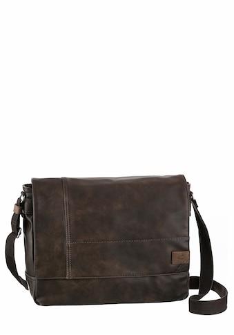 camel active Messenger Bag »LAOS« kaufen
