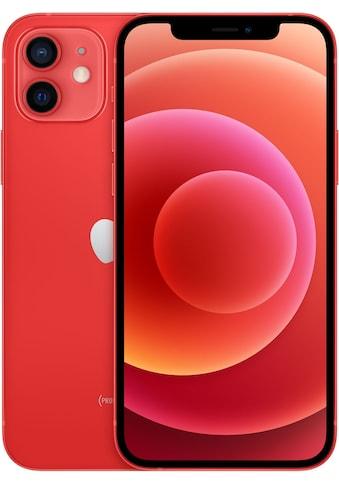 "Apple Smartphone »iPhone 12 - 256GB«, (15,5 cm/6,1 "", 256 GB, 12 MP Kamera), ohne... kaufen"
