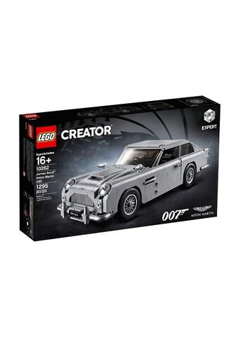 LEGO® Spielbausteine »Creator James Bond Aston Martin DB5« kaufen