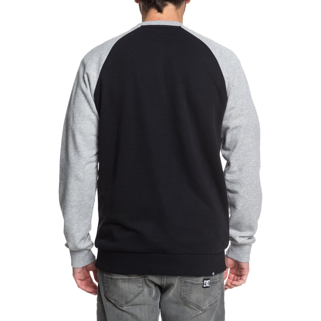 DC Shoes Sweatshirt »Circle Star«