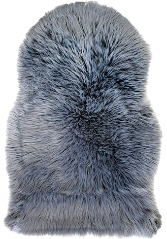 Fellteppich, »Muslera«, Sehrazat, fellförmig, Höhe 65 mm, maschinell getuftet kaufen