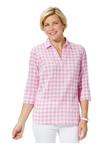 Classic Basics Bluse mit formgebenden Brustabnähern kaufen
