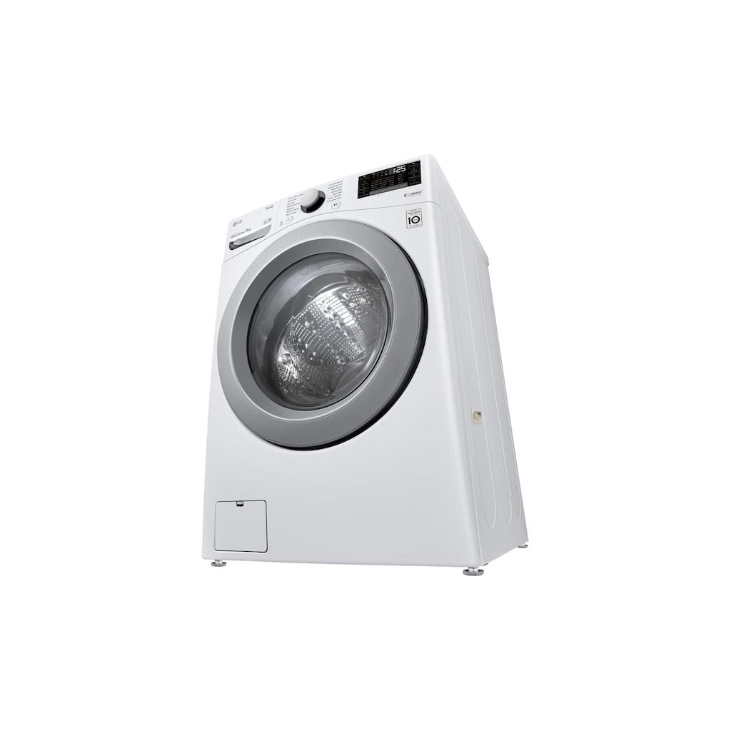 LG Waschmaschine, F11WM15TS2 A++, 15 kg, 1100 U/min