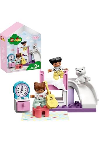 """LEGO® Konstruktionsspielsteine """"Kinderzimmer - Spielbox (10926), LEGO® DUPLO® Town"""", Kunststoff, (16 - tlg.) kaufen"""